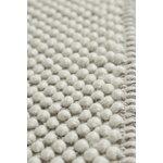 Woud Tact matto, 200 x 300 cm, luonnonvalkoinen
