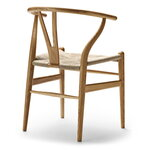 Carl Hansen & Søn CH24 Wishbone chair, oiled oak - natural cord