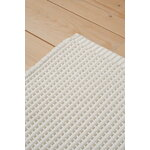 Woodnotes Piccolo 2 rug, white - white