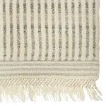 Anno Niwa wool rug 170 x 240 cm, white - grey