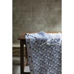 Lapuan Kankurit Tulppaani torkkupeitto, 130 x 180 cm, roosa - sininen