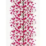 Marimekko Lumimarja fabric, pink