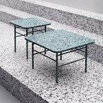 Normann Copenhagen Terra table, small, green