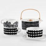 Marimekko Oiva - Räsymatto teapot 0,7 L