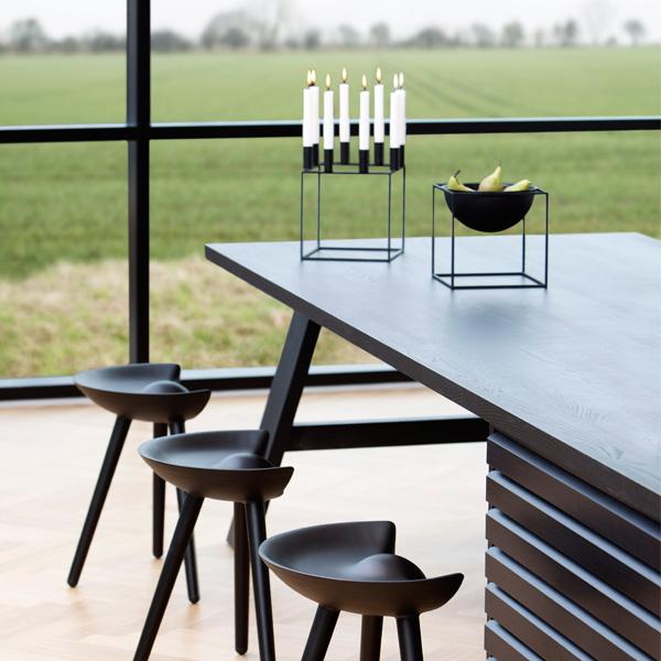 by lassen ciotola kubus grande nera finnish design shop. Black Bedroom Furniture Sets. Home Design Ideas