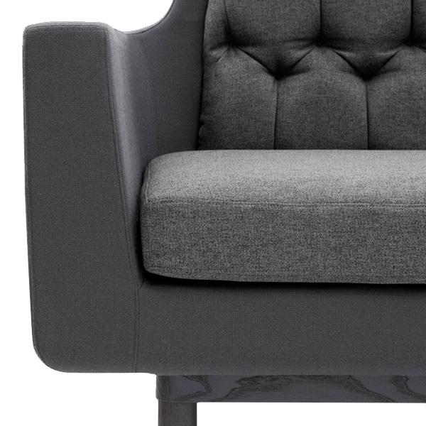Normann copenhagen divano onkel grigio chiaro finnish - Divano grigio chiaro ...