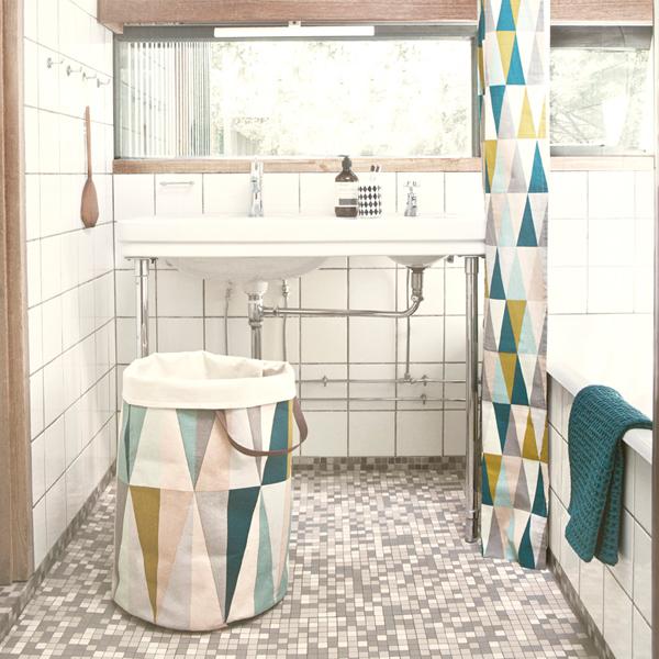 Ferm living tenda per doccia spear finnish design shop - Tenda doccia design ...