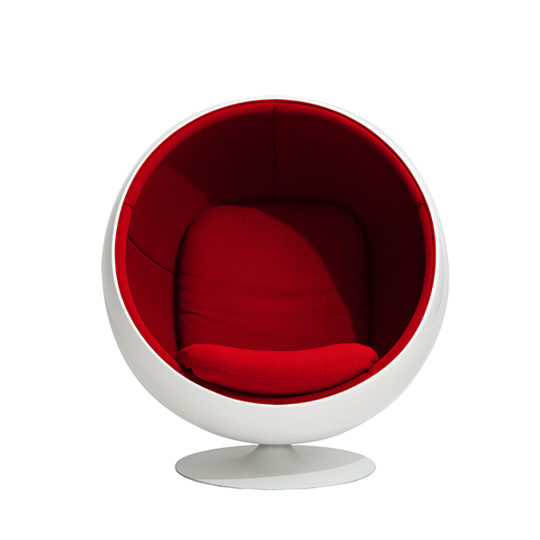 Eero aarnio originals ball chair finnish design shop - Ball chair by eero aarnio ...