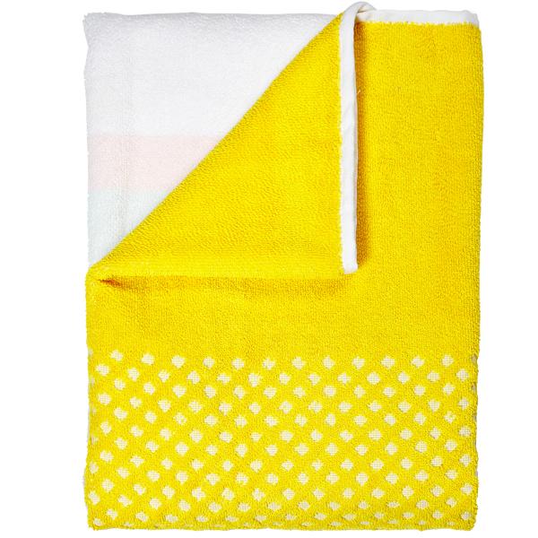 Hay Tappeto per il bagno S&B, giallo  Finnish Design Shop