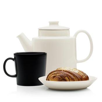 Iittala Teema tea pot 1 L, white