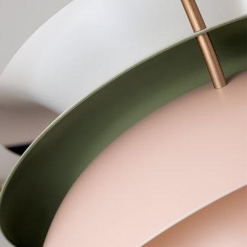 Louis Poulsen PH 5 Contemporary pendant, rose