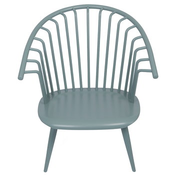 Artek Crinolette chair, sage green