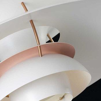 Louis Poulsen PH 5 Contemporary pendant, white