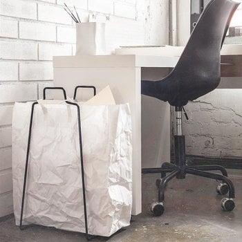 Everyday Design Helsinki paperikassiteline, valkoinen