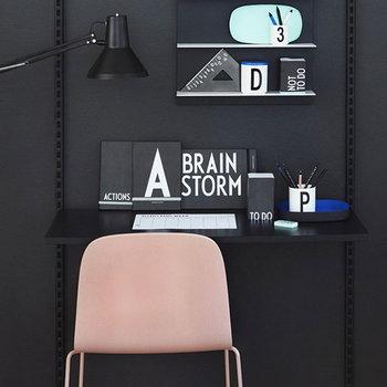 Design Letters Brainstorm notebook