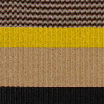 Woodnotes Panorama carpet, black-natural
