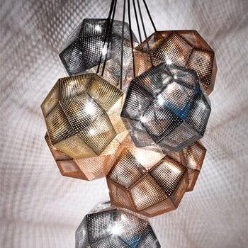 Tom Dixon Etch pendant, copper
