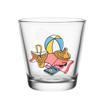 Iittala Moomin glass 21 cl, Snorkmaiden in the sun