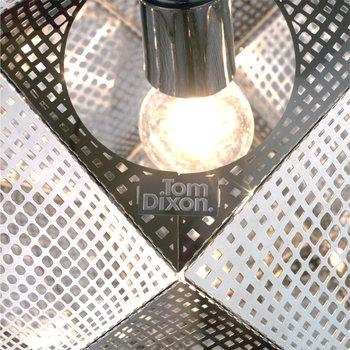 Tom Dixon Etch pendant, steel
