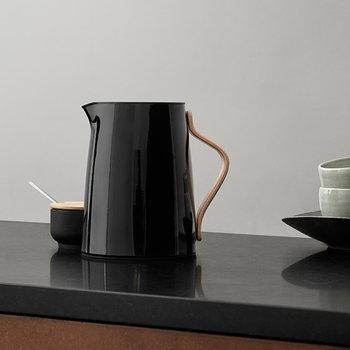 Stelton Emma electric kettle, black