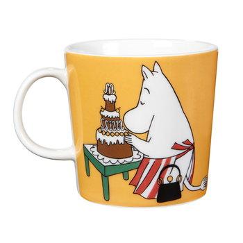 Arabia Moomin mug Moominmamma, apricot