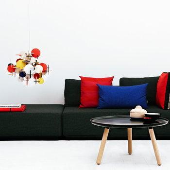 Normann Copenhagen Tablo sohvapöytä iso, harmaa