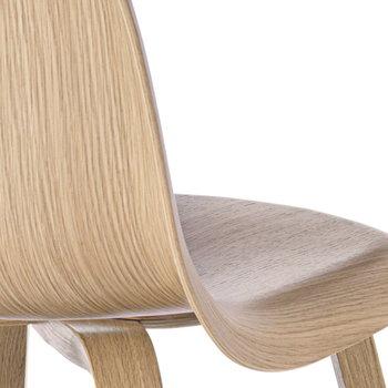 Gubi Gubi 5 chair, oak