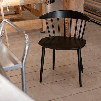 Hay J104 chair, black