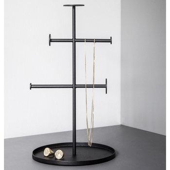 Menu Norm Collector jewellery rack, black