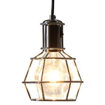 Design House Stockholm Lampada Work Lamp, argento