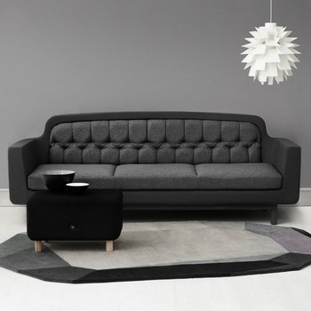 Normann Copenhagen Onkel sofa, light grey