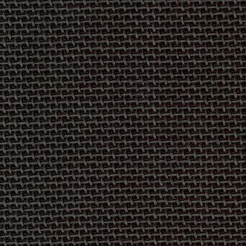 Woodnotes K ottoman, base plate, black