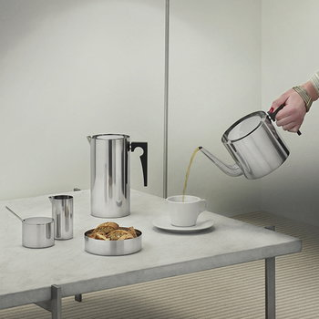 Stelton Arne Jacobsen tea pot