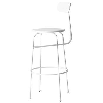 Menu Afteroom bar stool, white