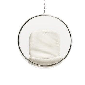 Eero Aarnio Originals Sedia Bubble Chair, bianca