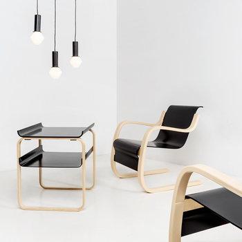 Artek Aalto side table 915, white
