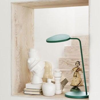 Muuto Leaf table lamp, green