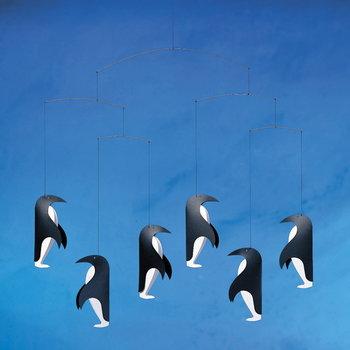 Flensted Mobiles Penguin Talk mobile