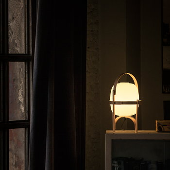 Santa & Cole Cestita table lamp