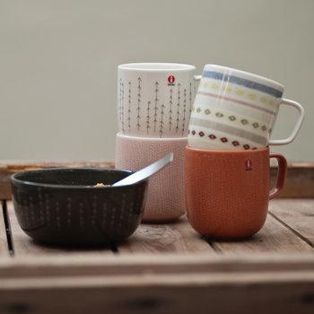 Iittala Sarjaton mug 0,36 L, Letti old rose