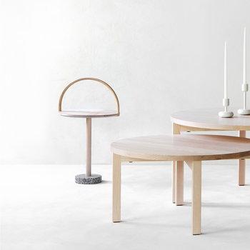 Nikari February table, ash
