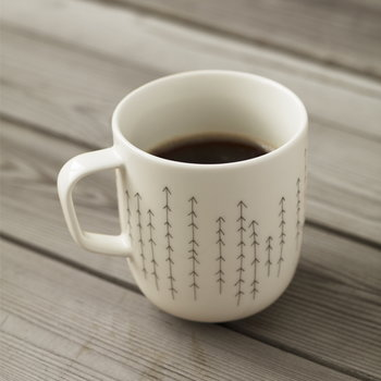 Iittala Sarjaton mug 0,36 L, Metsä