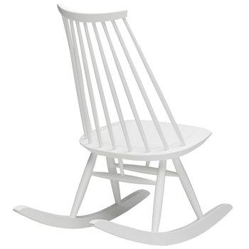 Artek Mademoiselle rocking chair, black