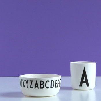 Design Letters Arne Jacobsen melamine bowl