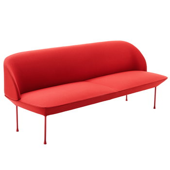 Muuto Oslo sohva, kolmen istuttava