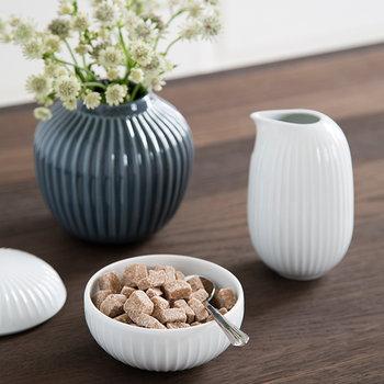 Kähler Hammershøi jug 0,5 L, white
