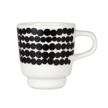 Marimekko Oiva - Siirtolapuutarha espresso cup and plate