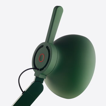 Hay PC table lamp, green