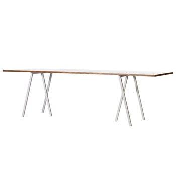 Hay Gambe per il tavolo Loop Stand, 2 pz, nere