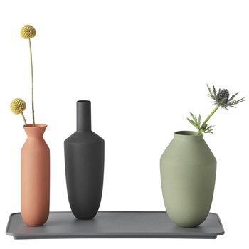 Muuto Balance vase, set of 3, block colour